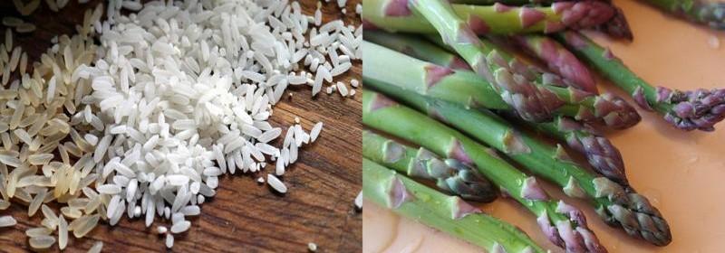 ciambella riso asparagi