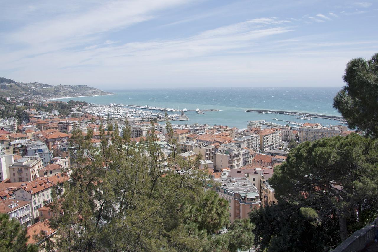 Dove si trova Sanremo? Come arrivare a Sanremo?