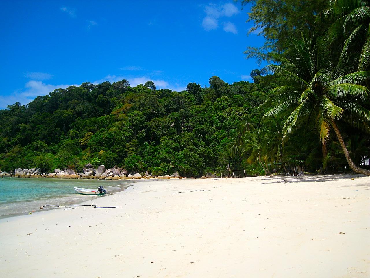 Le Isole Perhentian: Spiagge Bianche e Natura Incontaminata