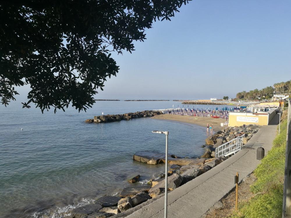 Spiagge Liguria: le spiagge di Sanremo