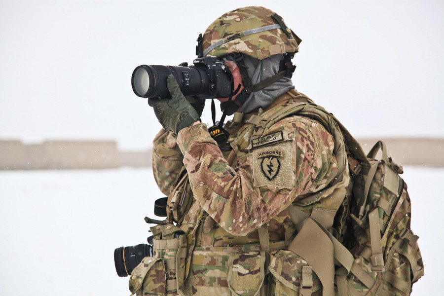 Abbigliamento militare: guida alla scelta